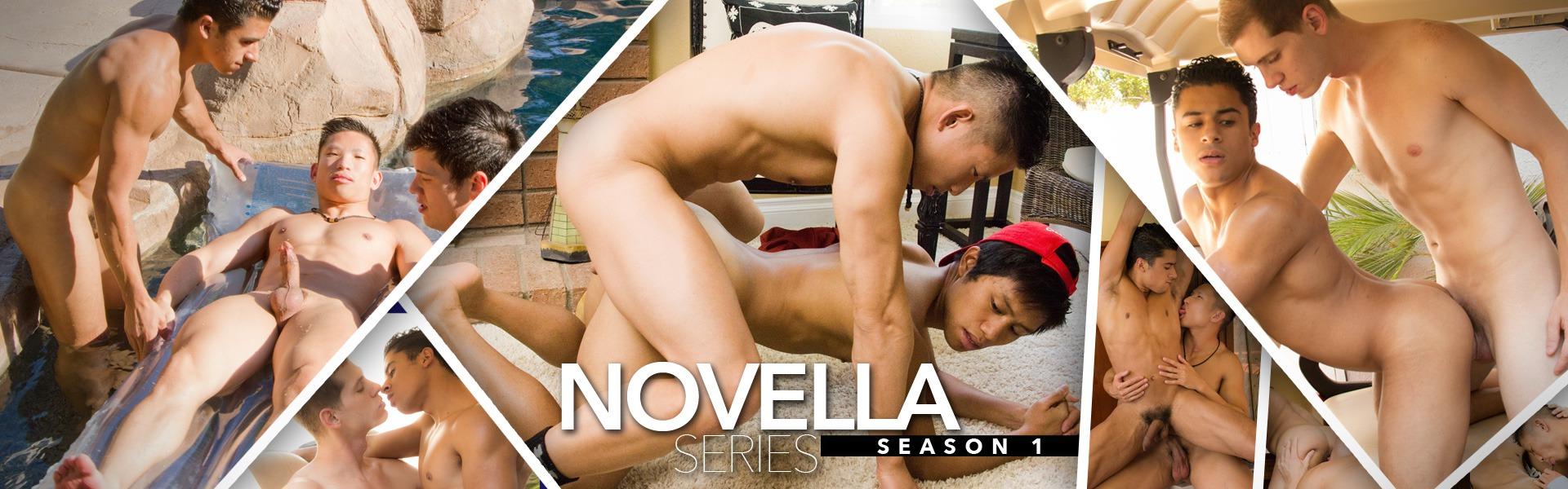 Peter Fever - Novella Season 1