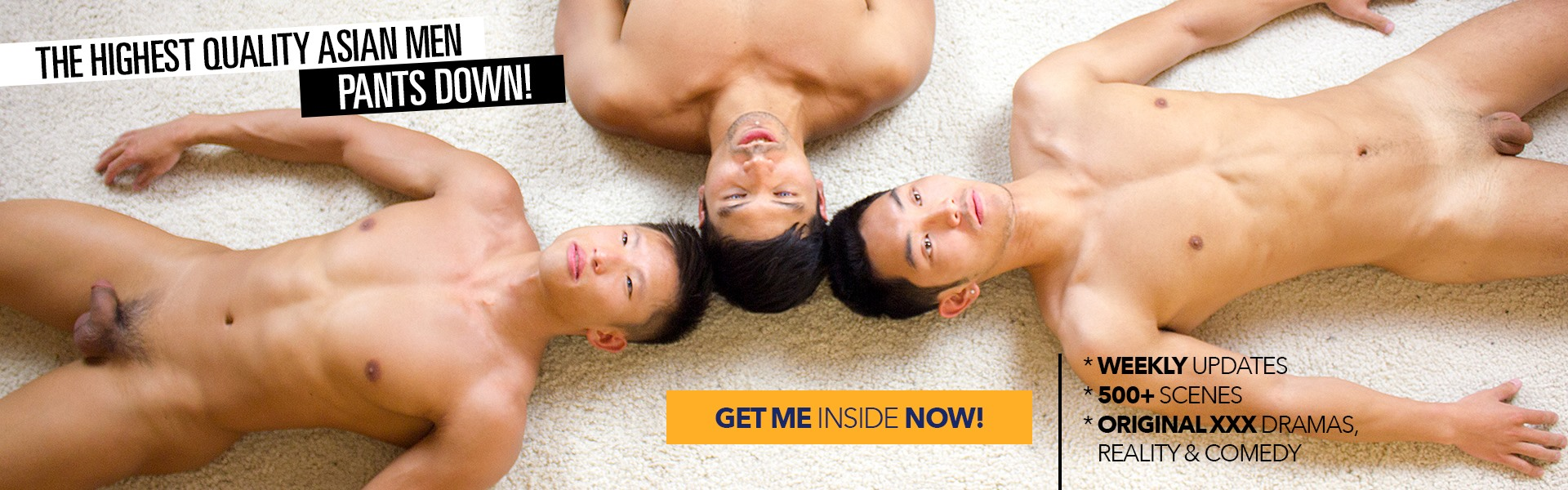 Peterfever - The Highest Quality Asian Men