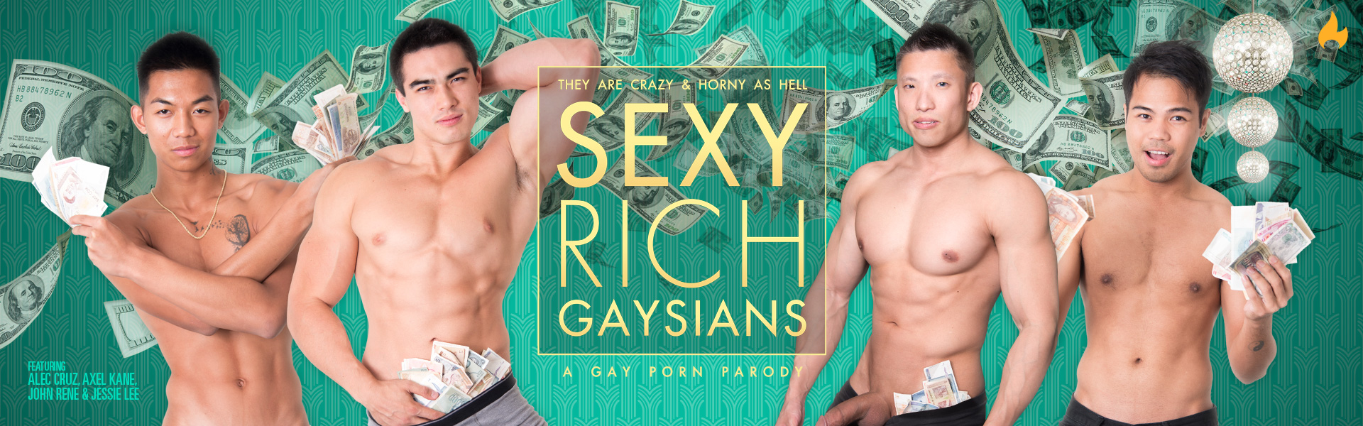 Peterfever - Sexy Rich Gaysians