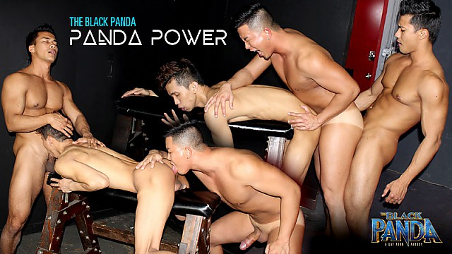 Black Panda Episode 6: Panda Power!