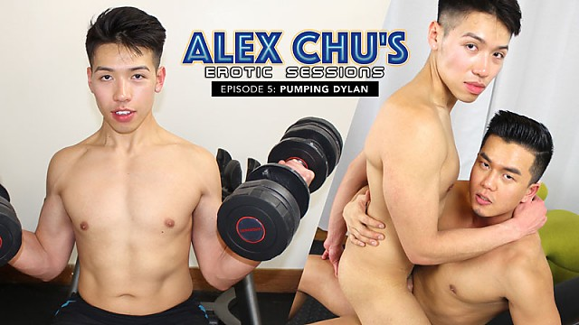 Alex Chu's Erotic Sessions: Episode 5: Pumping Dylan