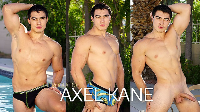 Introducing Axel Kane
