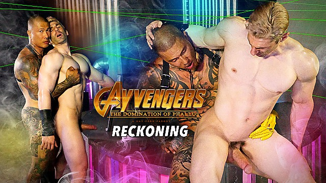 GayVengers Episode 2: Reckoning