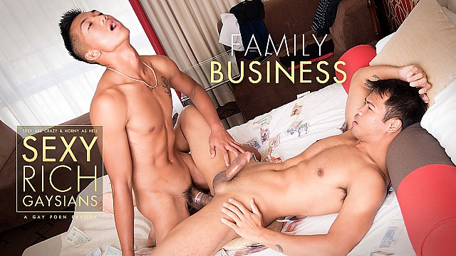 Sexy Rich Gaysians: Family Business