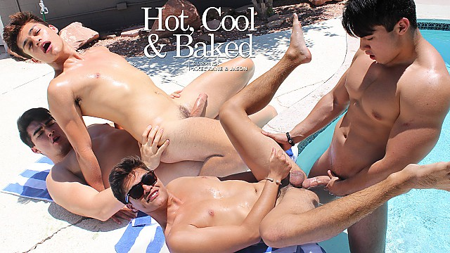 Hot, Cool and Baked