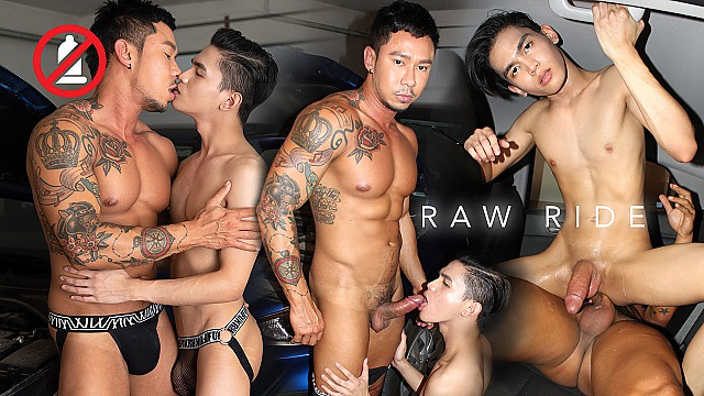 The Jockstrap Ep 2: Raw Ride