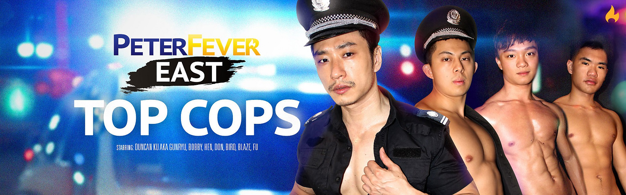 PeterFever East: Top Cops